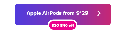 Apple AirPods on sale at Amazon button
