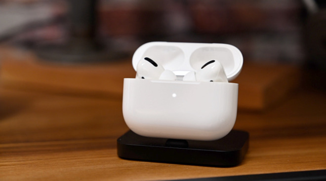 An AirPods-style charging case could be used to recharge the finger accessories.