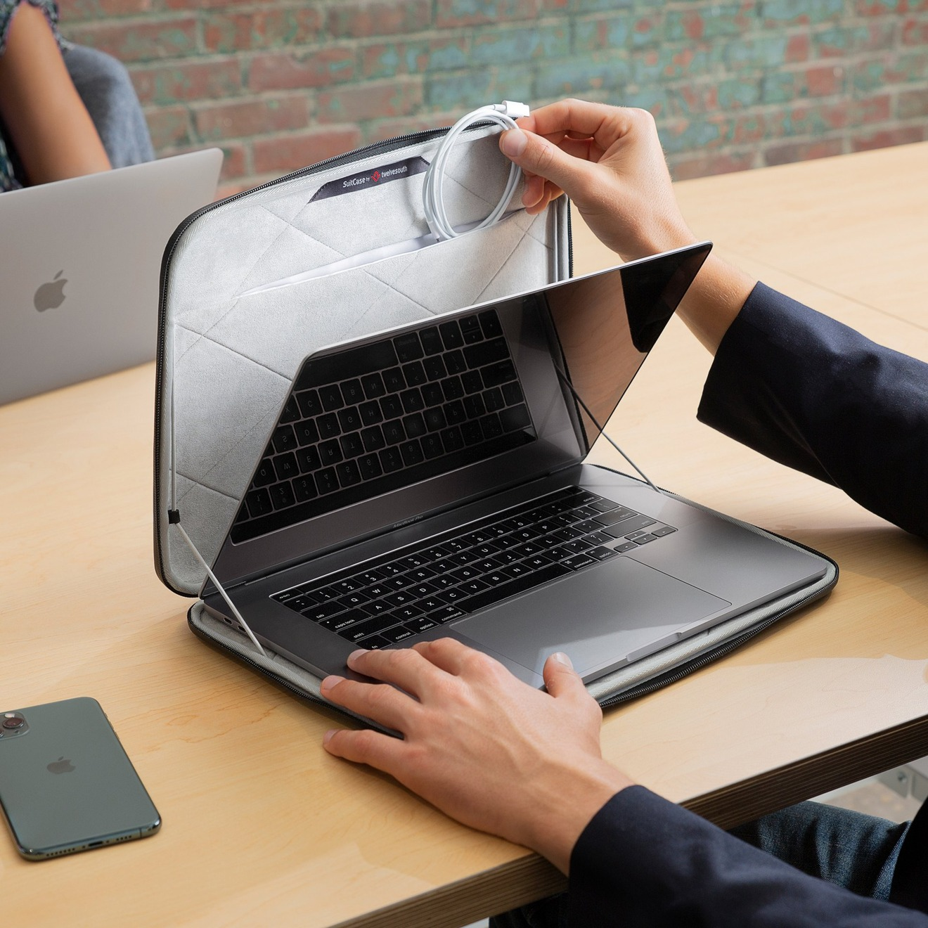 SuitCase for MacBook from Twelve South