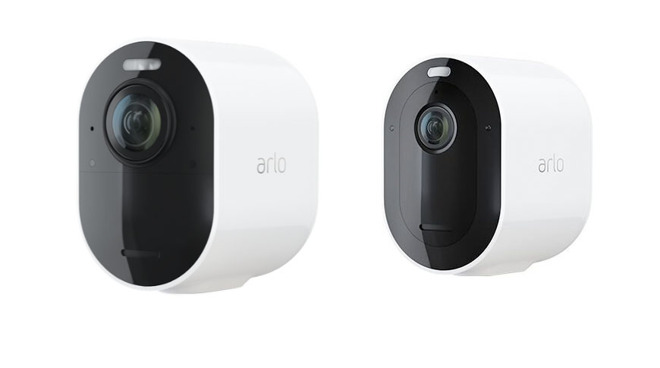 Arlo announces Pro 4 Spotlight Camera and more options for buying Ultra 2 HomeKit compatible camera