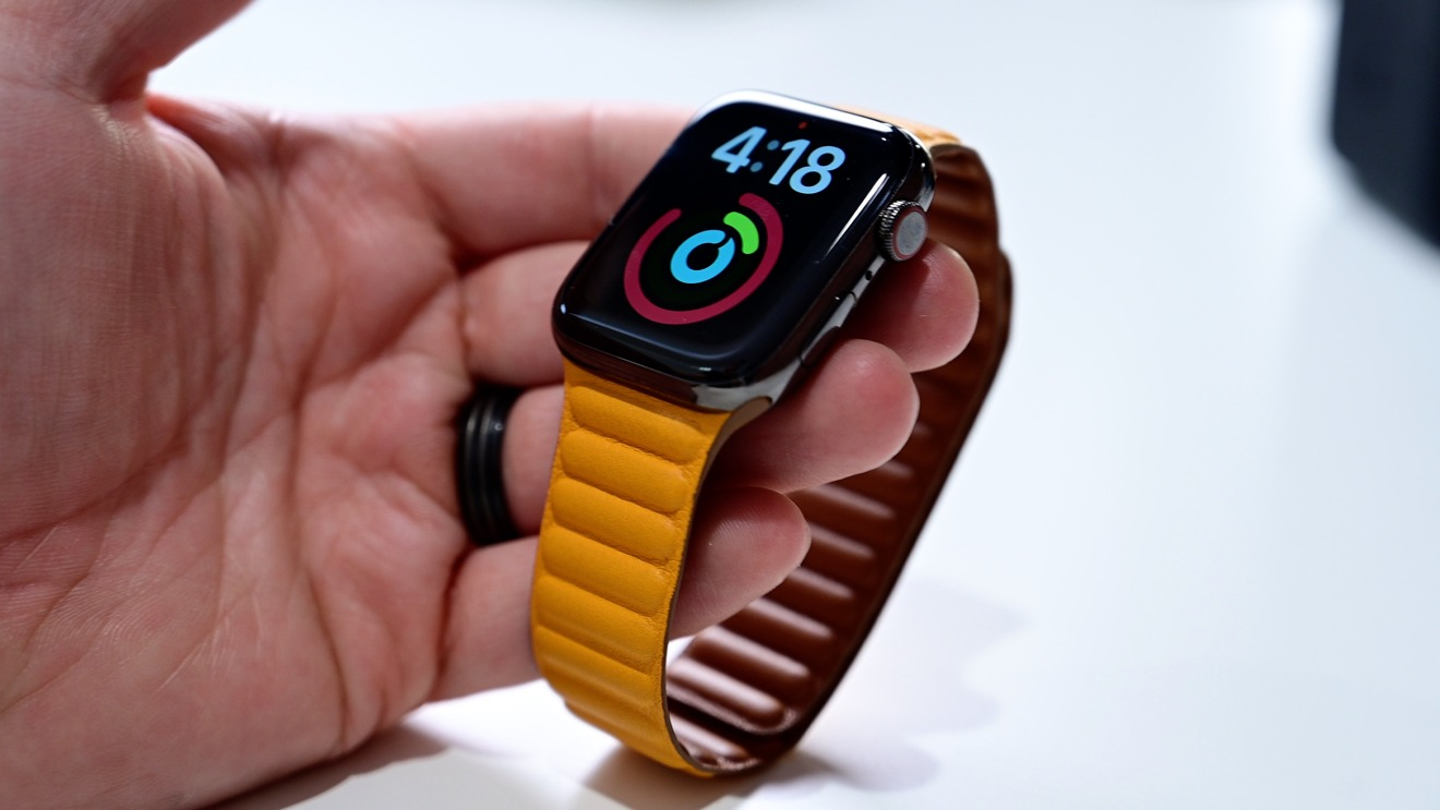 Review The New Leather Link Apple Watch Band Is A Great Premium Choice Appleinsider
