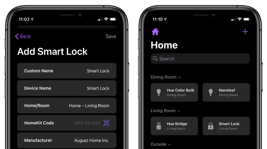 HomePass helps keep track of smart home device information