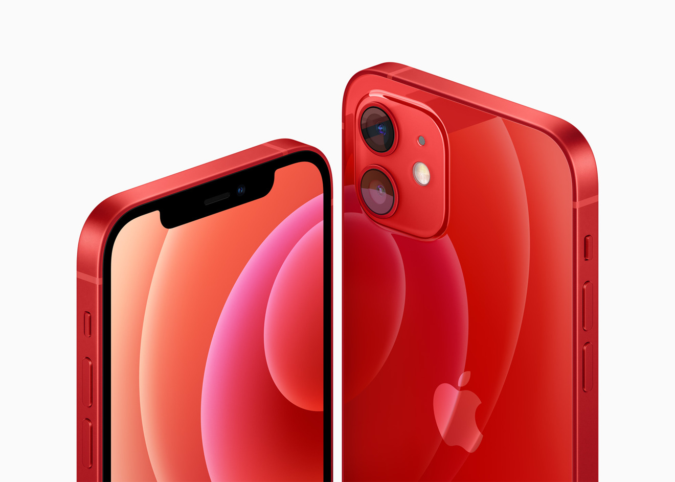 All models of iPhone 12 use the new flat-edged design