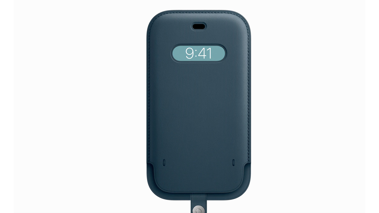 Apple's sleeve for iPhone 12