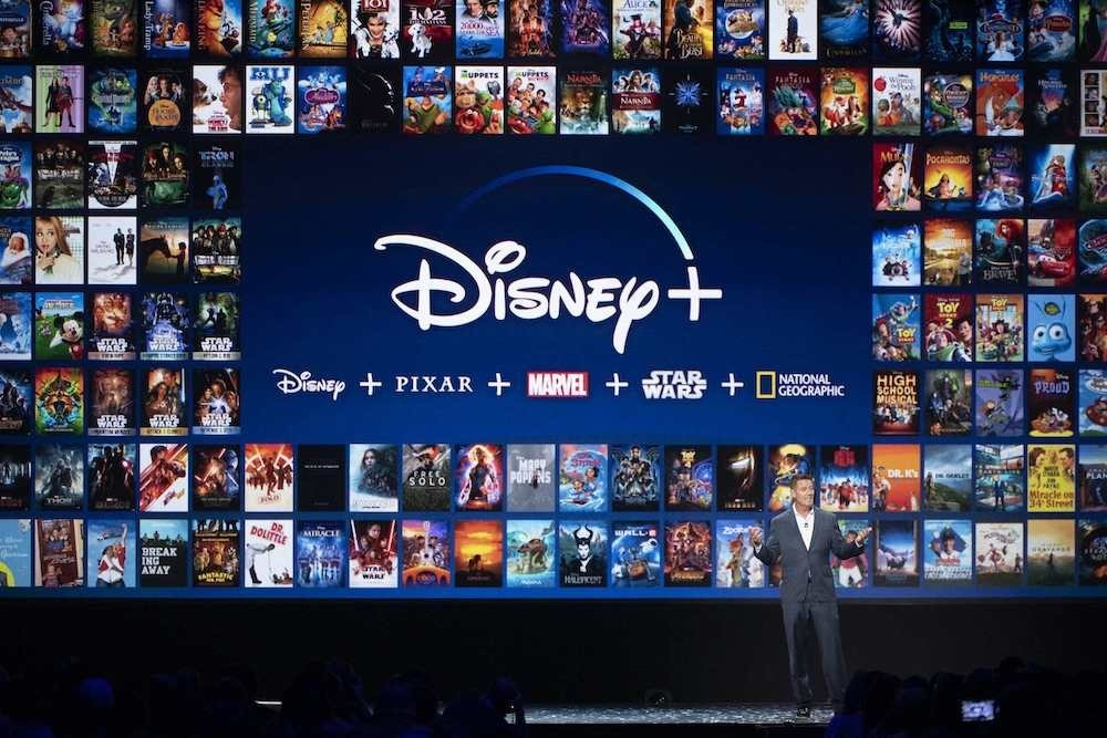 With Disney+ in the spotlight, Disney revamps its business around streaming
