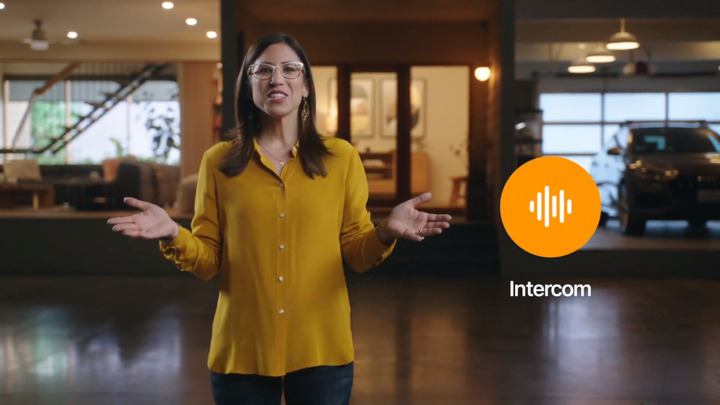 Yael Garten introduces Intercom