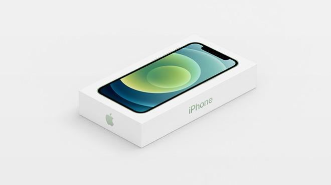 iPhone 12 Box