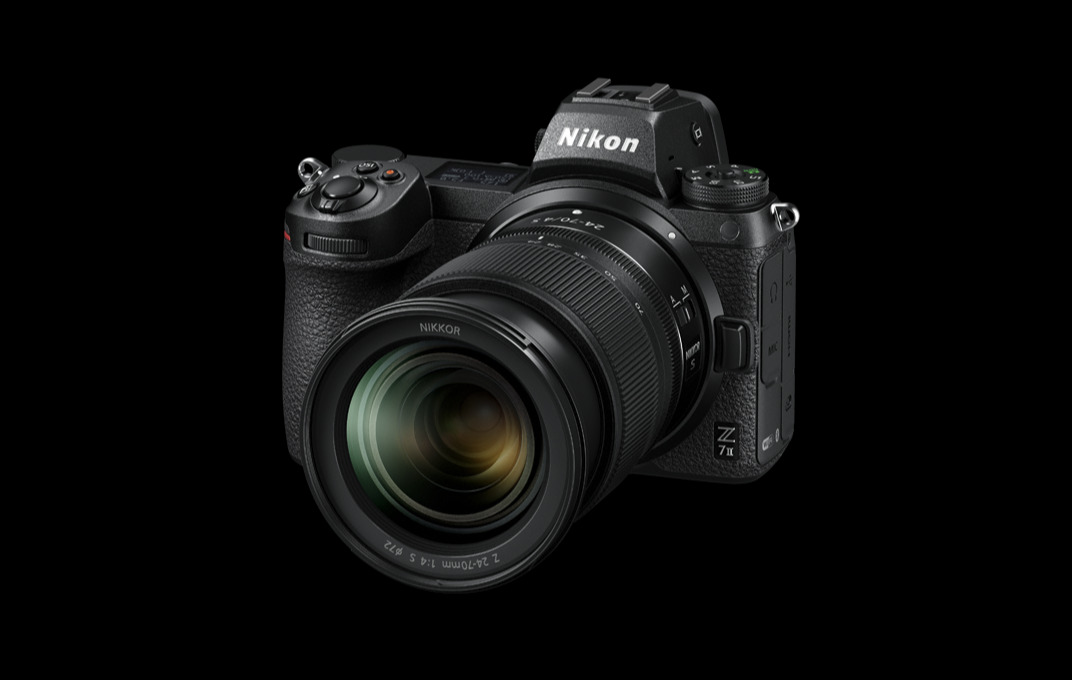 The new Nikon Z7II
