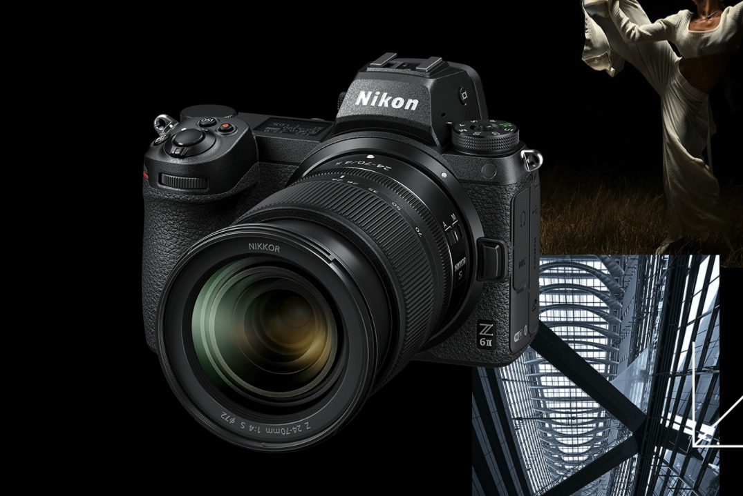 The new Nikon Z6II