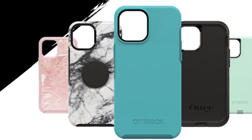 OtterBox iPhone 12 cases offer extra protection