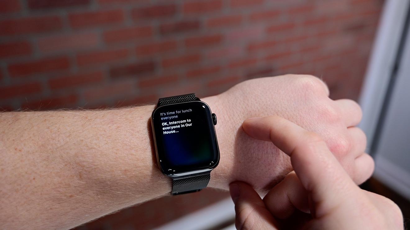 Use Intercom on Apple Watch