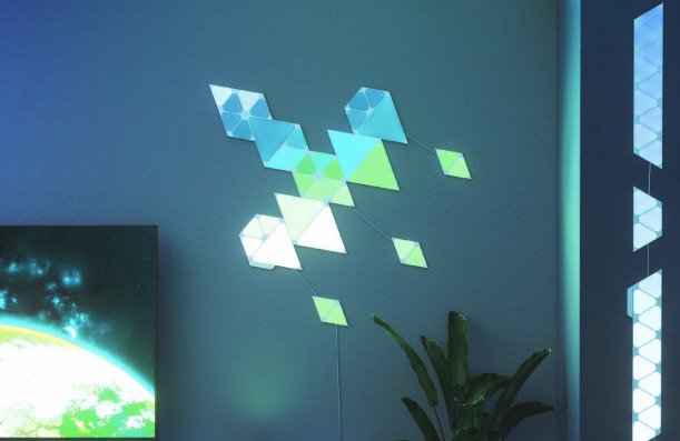 Nanoleaf Shapes - Triangles arrive to shape up the smart light market