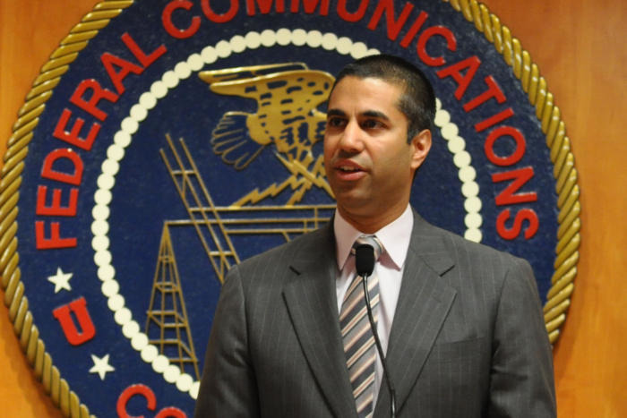 FCC chairman says he'll seek to regulate social media under Trump's executive order