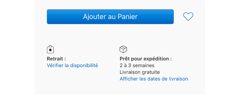 Stores in France are still showing October 23 availability. Delivery has slipped back, however.