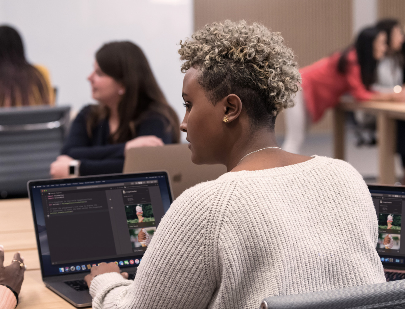 photo of Applications open for Apple Entrepreneur Camp for Black founders, developers image