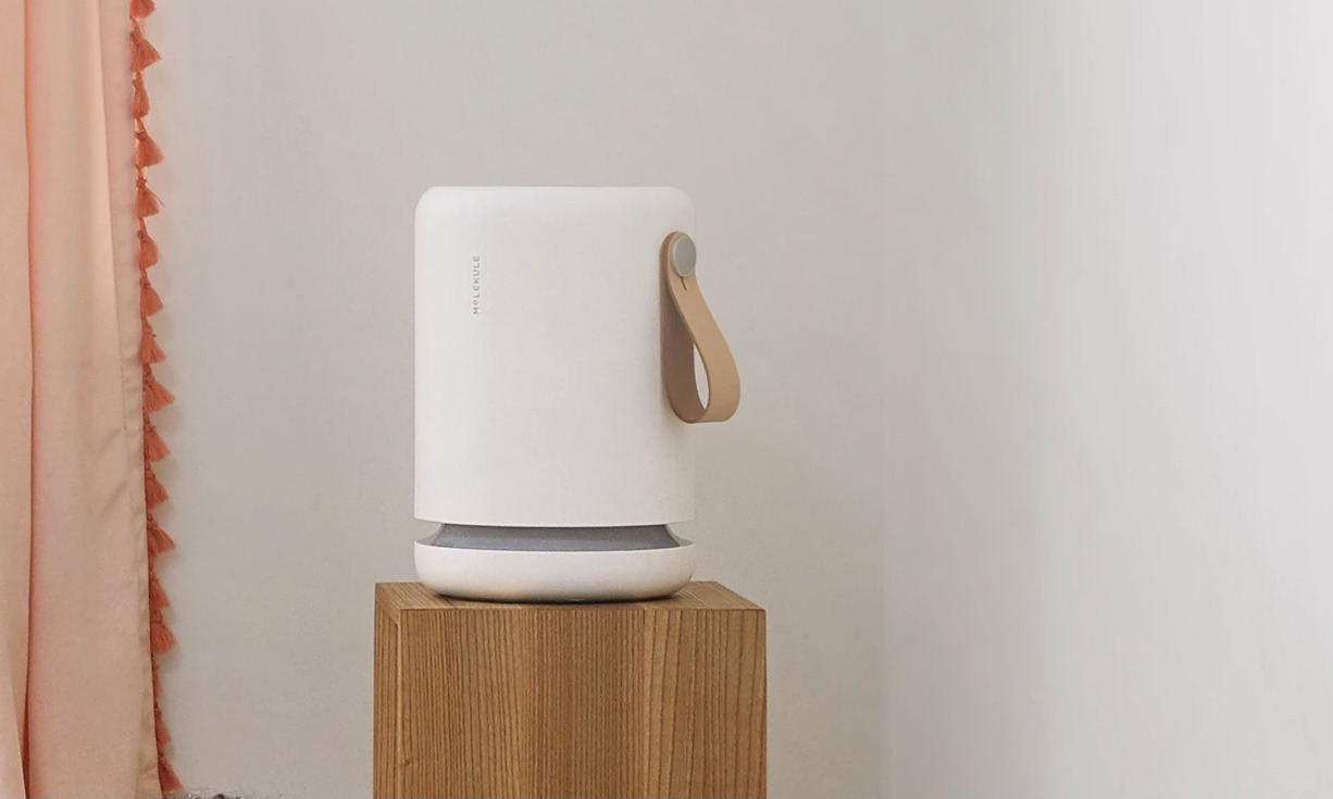 photo of Molekule's Air Mini+ gets HomeKit support, now available through Apple Store image