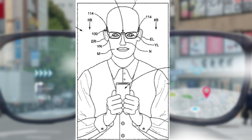 photo of 'Apple Glass' & iPhone combo may react to gestures like nodding and shaking your head image
