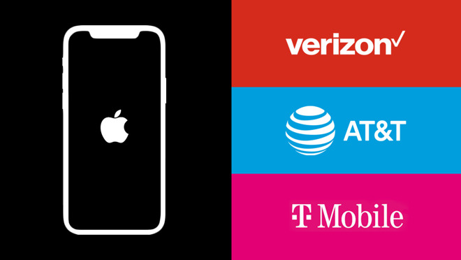 photo of Comparing AT&T, T-Mobile and Verizon's unlimited 5G wireless plans for iPhone 12 image