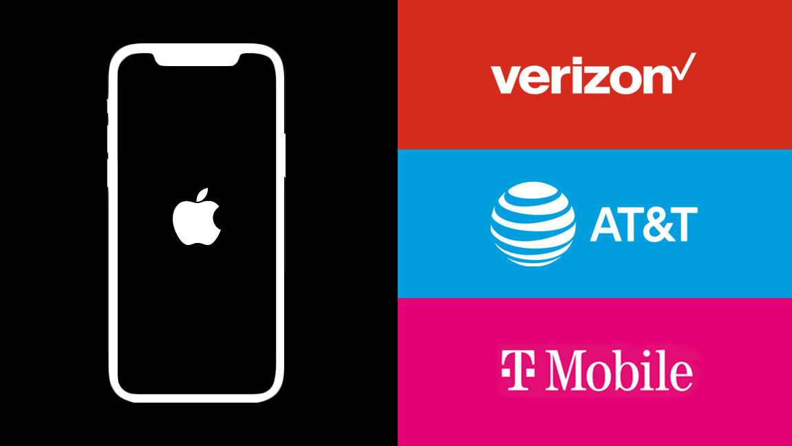 Comparing At T T Mobile And Verizon S Unlimited 5g Wireless Plans For Iphone 12 Appleinsider