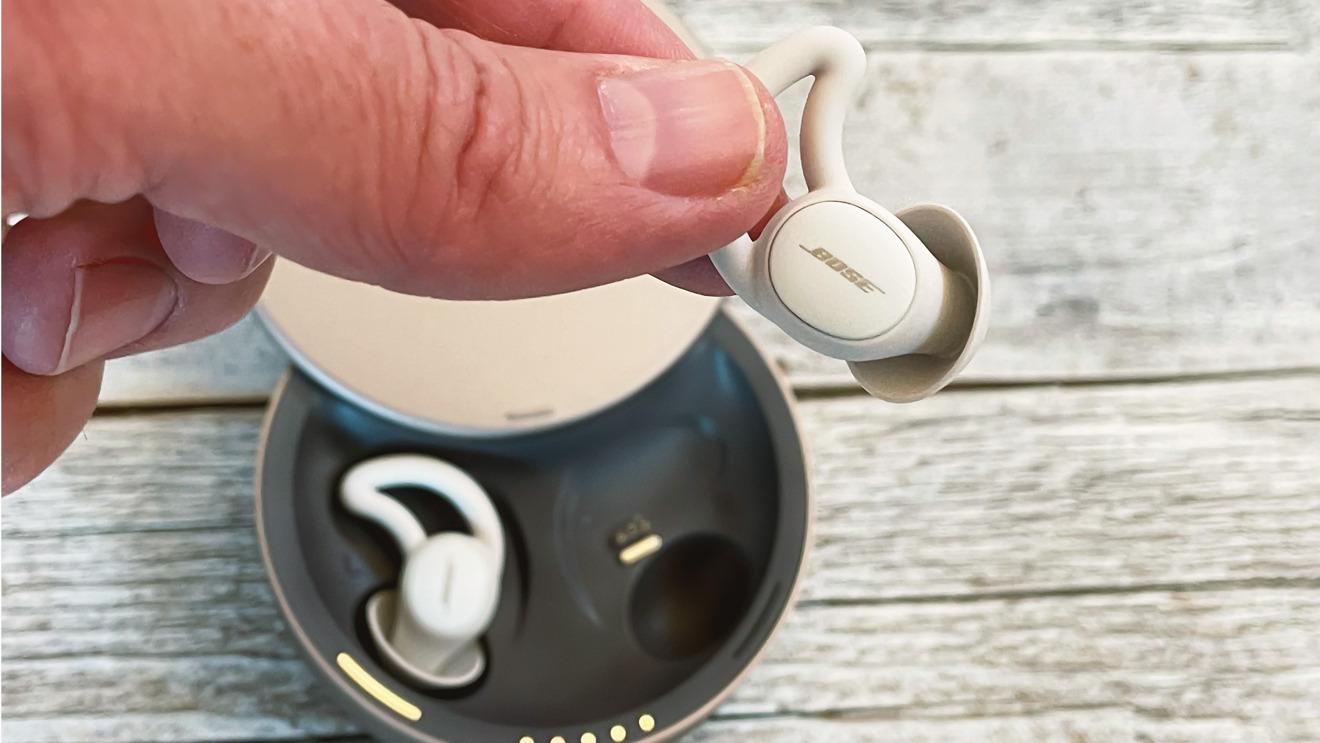 Bose Sleepbuds II and the ear tip