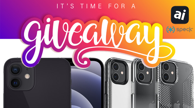 iPhone 12 giveaway: enter to win Apple's new iPhone with 3 free Speck cases