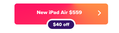 New iPad Air on sale
