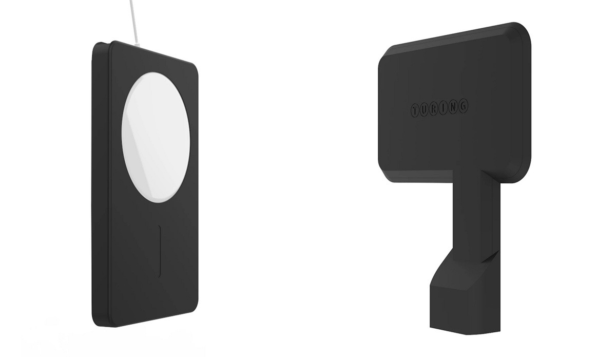 Turing launches first iPhone 12 MagSafe car mount with charging