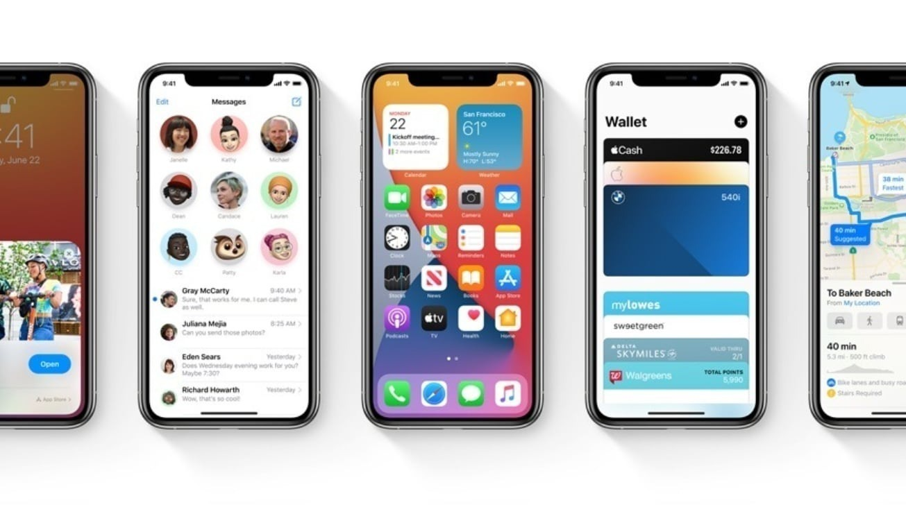 photo of Apple ceases iOS 14.0.1 following release of iOS 14.1 image
