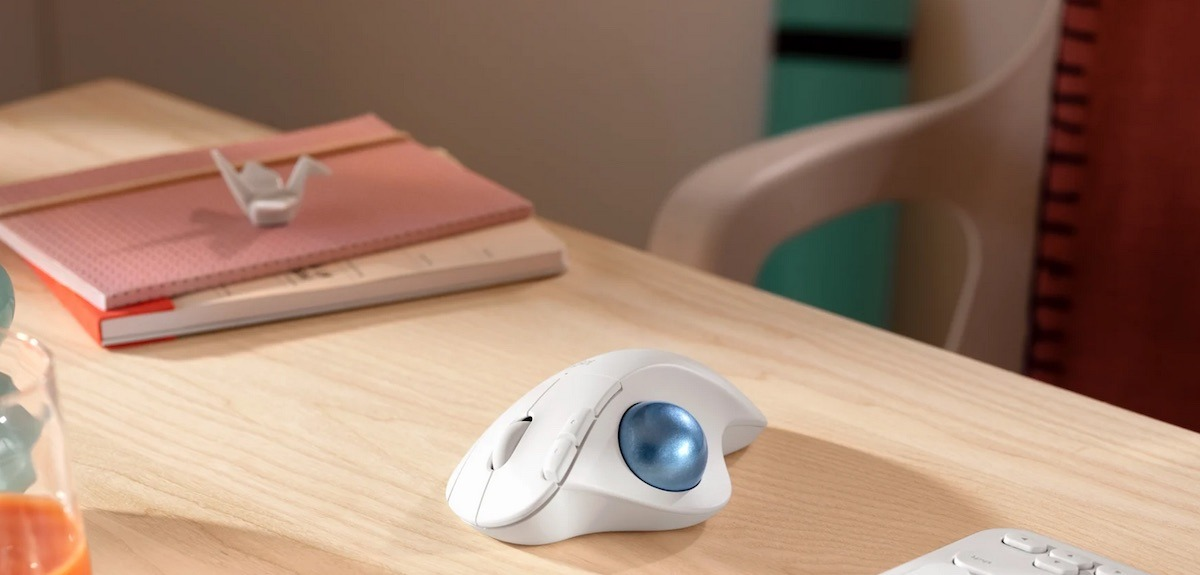 photo of Logitech debuts lower-cost Ergo M575 trackball for $49.99 image