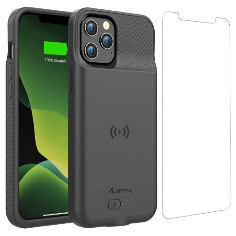 Alpatronix Battery Case