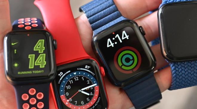 photo of John Hancock life insurer offers Apple Watch Series 6 at $25 for regular exercisers image