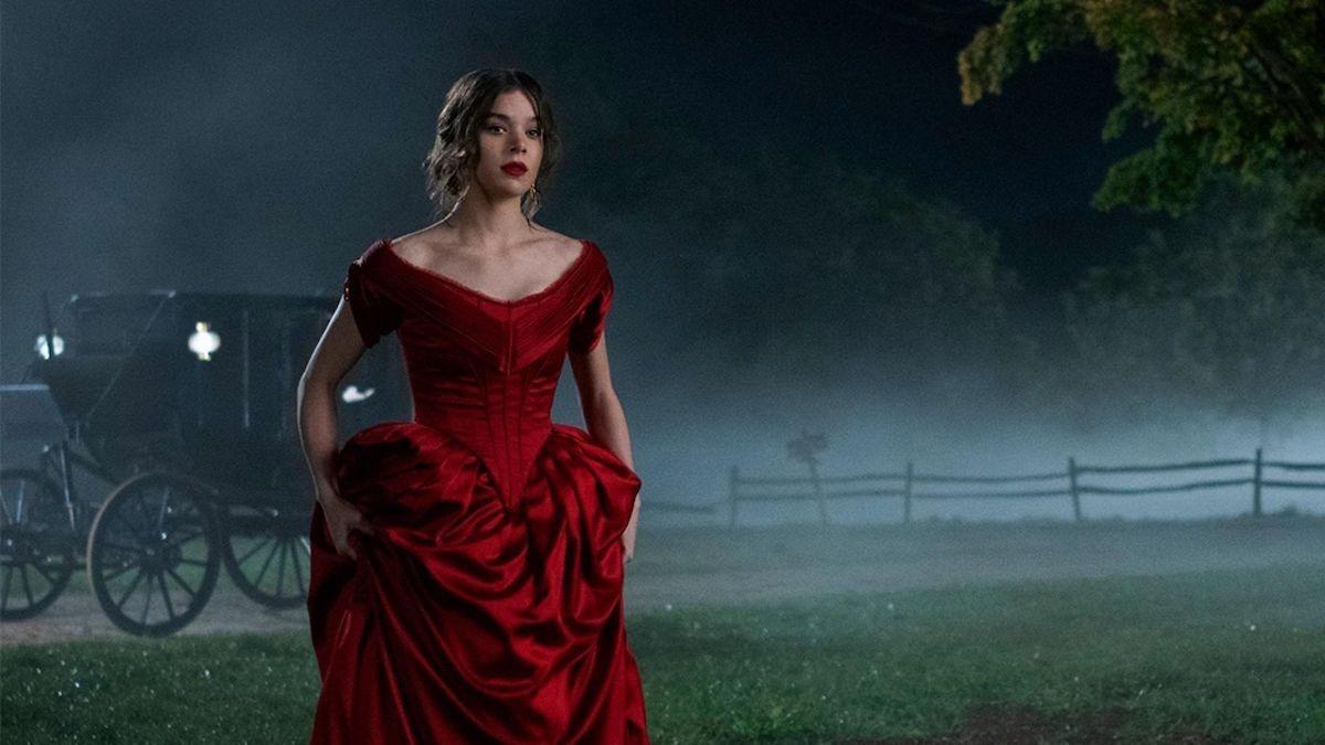 Hailee Steinfeld as Emily Dickinson on Apple TV+'s
