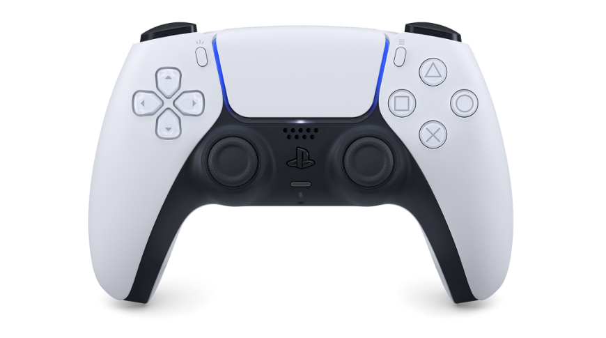 The Dualsense controller for PS5