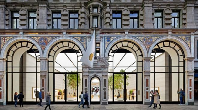 Apple Regent Street, London