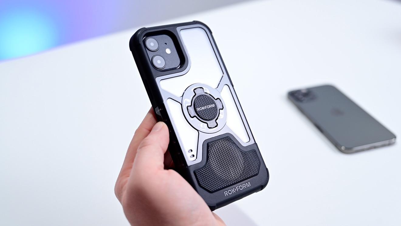 Rockform Crystal case