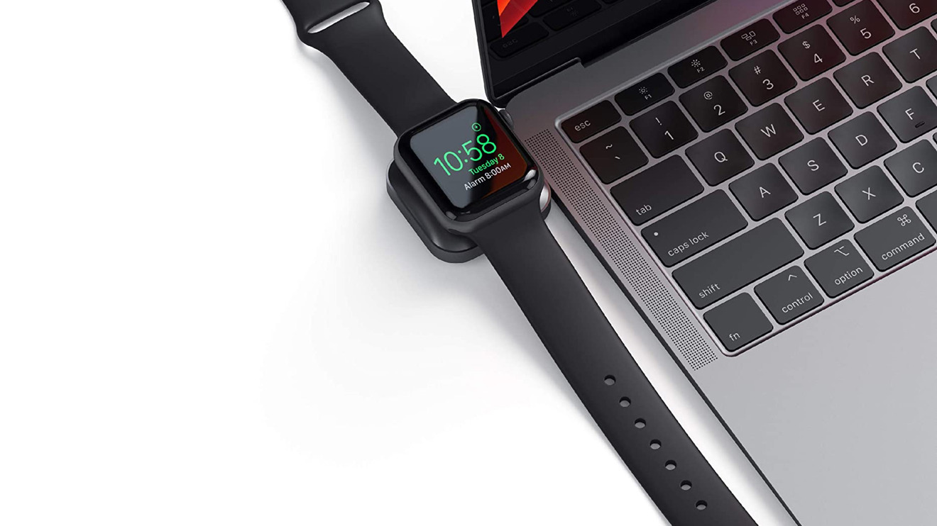 Satechi Apple Watch USB-C Dock