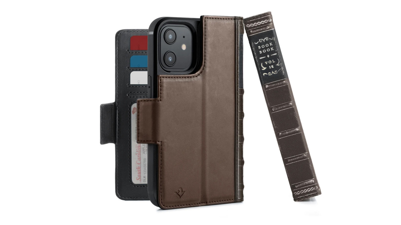 Twelve South BookBook for iPhone 12