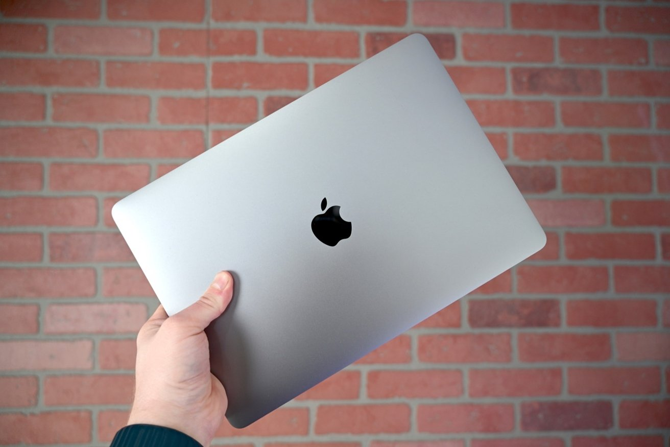 Apple hasn't messed with the external design of the MacBook Air at all.