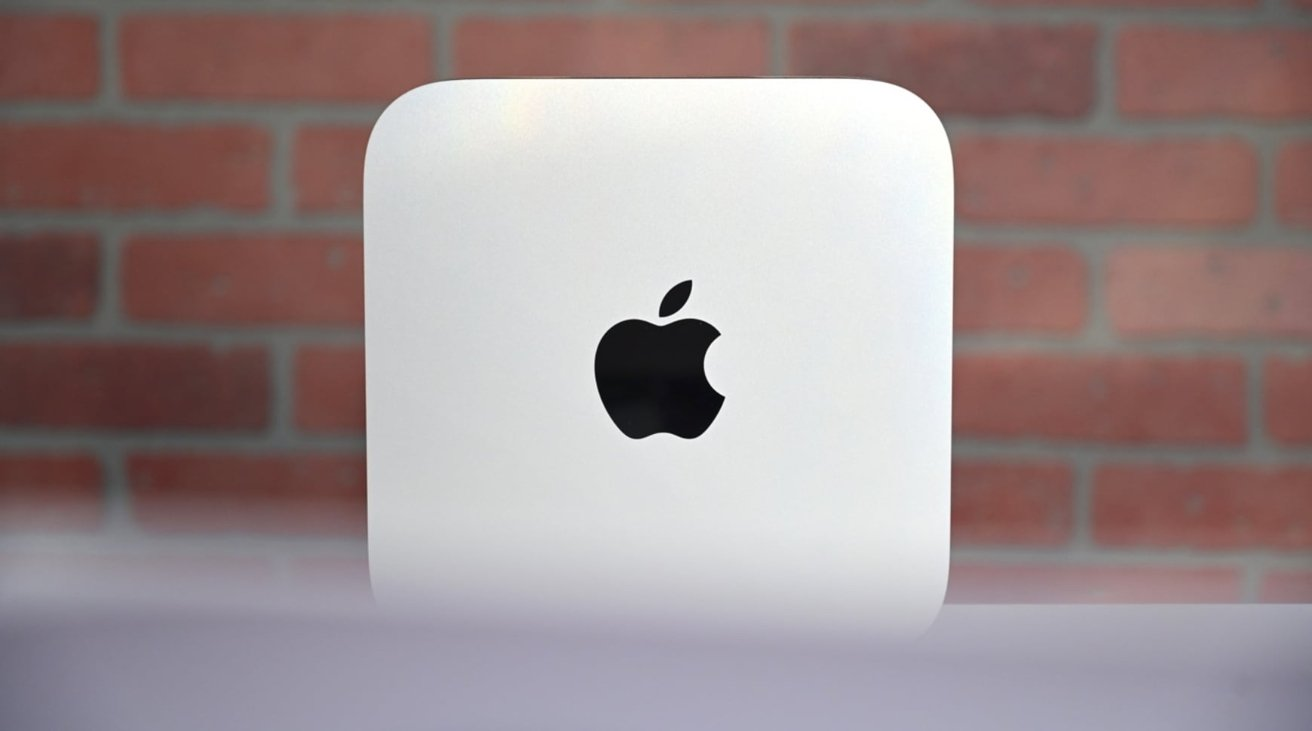 The new Mac mini with Apple Silicon M1