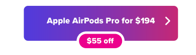 Amazon AirPods Pro for $194 sale