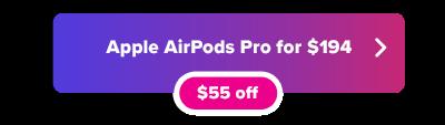 Amazon AirPods Pro за 194 доллара