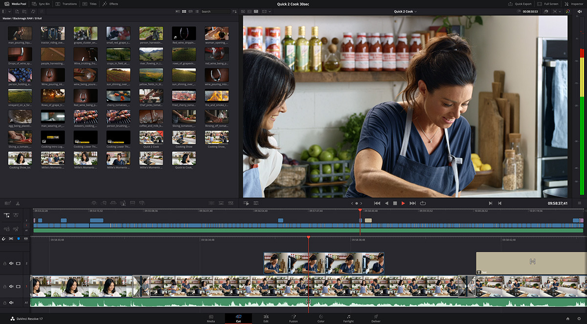 Blackmagic Design Unveils Davinci Resolve 17 With 300 New Features Improvements Appleinsider