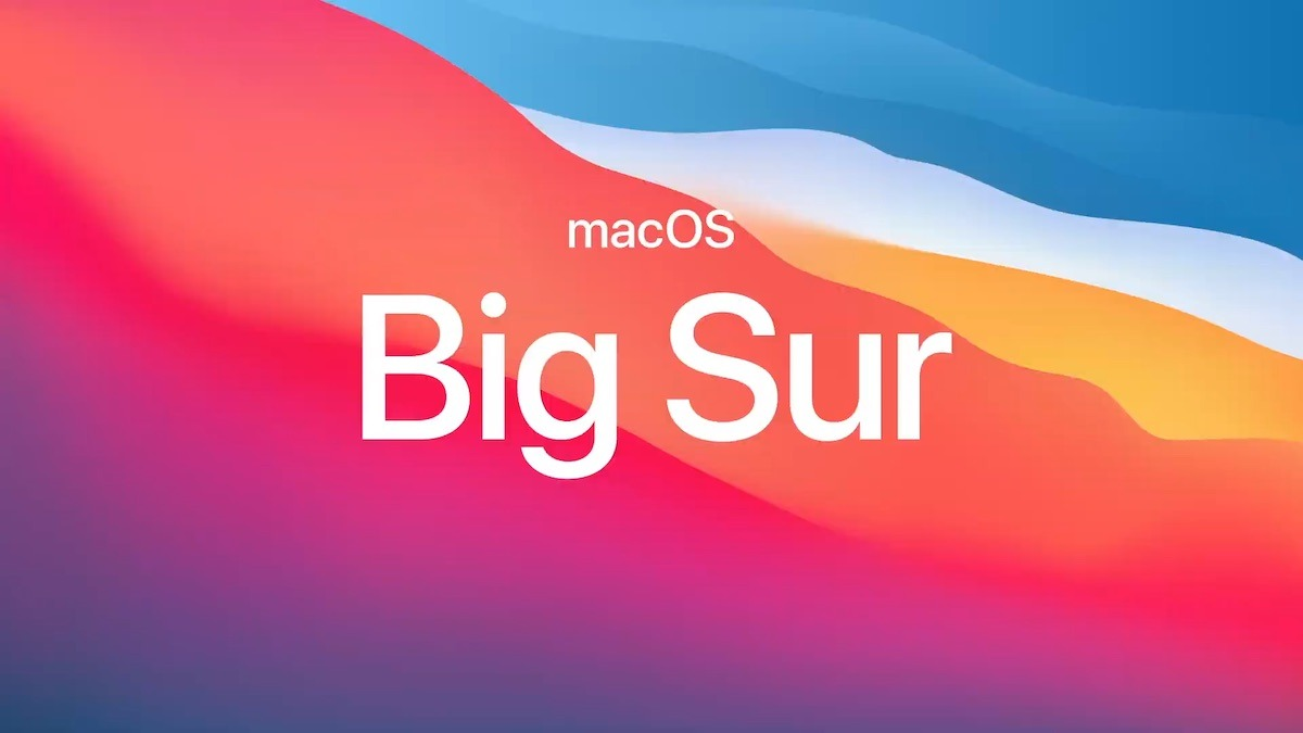 Apple's MacOS Big Sur Features Tighter Integration With New Apple Silicon