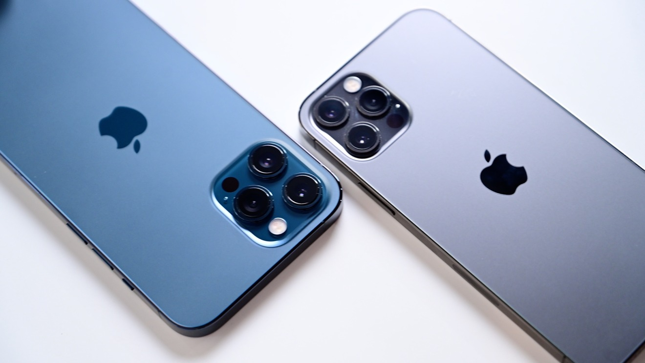 Comparing the iPhone 12 Pro Max and iPhone 12 Pro camera modules