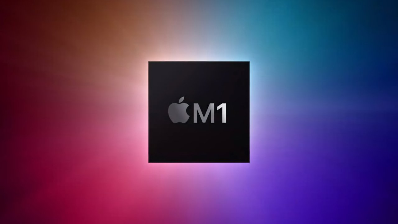 The M1 is Apple's first custom processor for the Mac