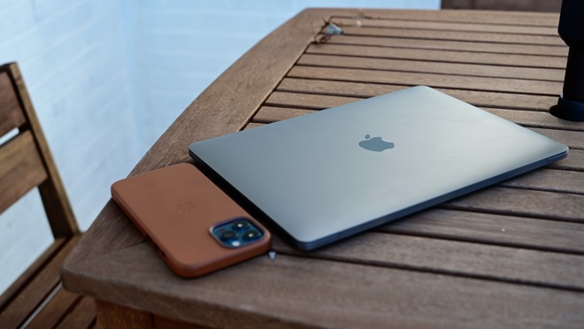 The iPhone 12 Pro and the 13-inch MacBook Pro now share similar processor designs.
