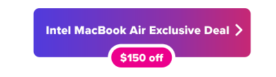 Intel MacBook Air discount