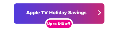 Apple TV holiday deals