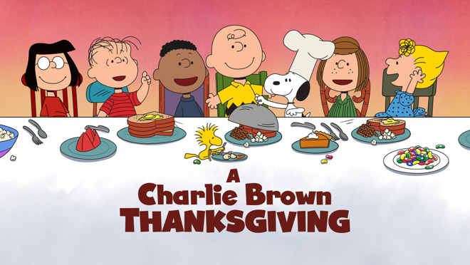 Charlie Brown Thanksgiving and
