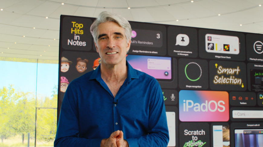 photo of Federighi defends Apple's iOS 14 anti-tracking feature image
